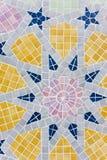 projekta islamski geometryczny Zdjęcia Stock
