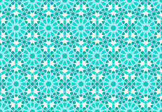 projekta islamski geometryczny Obraz Royalty Free
