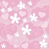 projekta miłości wzór Fotografia Stock