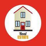 projekta nieruchomości domu reala sprzedaż Zdjęcie Royalty Free