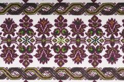 projekta rocznik hafciarski tekstylny Obrazy Royalty Free