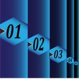 Projekta szablon  Obraz Stock