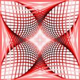 Projekta twirl siatki kolorowy tło Zdjęcie Stock