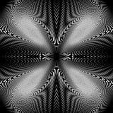 Projekta uncolored trellis przeplatający tło ilustracja wektor