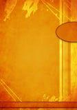 projekta wewnętrzna menu strona Zdjęcia Royalty Free