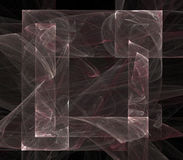 projekta wysoka druku postanowienia kwadrata sieć Fotografia Royalty Free