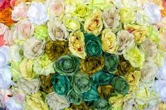 Projekta wzór kwiatu tło i tekstura Obrazy Stock