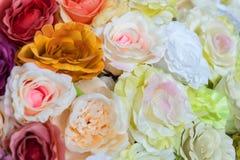 Projekta wzór kwiatu tło i tekstura Obraz Royalty Free
