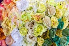 Projekta wzór kwiatu tło i tekstura Fotografia Stock