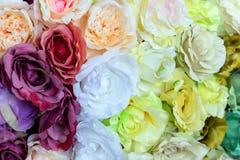 Projekta wzór kwiatu tło i tekstura Zdjęcia Stock