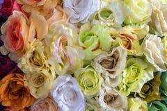 Projekta wzór kwiatu tło i tekstura Obrazy Royalty Free
