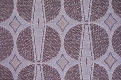 Projekta wzór ubraniowy materiał Obrazy Royalty Free