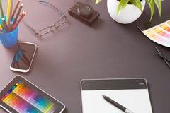 Projektantów pojęcia fotografia stock