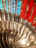 Projektant łyżka Zdjęcie Royalty Free