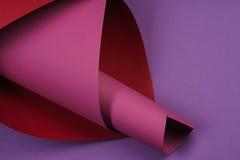Projektant barwiący papier Zdjęcie Stock