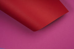 Projektant barwiący papier Zdjęcia Royalty Free