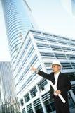 projektant budynku. zdjęcia royalty free