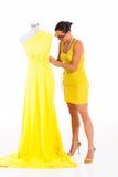 Projektanta mody działanie Zdjęcia Royalty Free