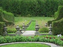 Projektanta ogród Zdjęcie Royalty Free
