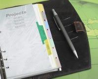 Projekte Lizenzfreie Stockbilder