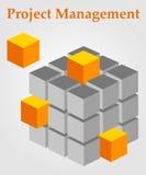 Projekterar arkivbild