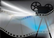 projektion Royaltyfria Foton