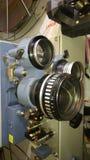 Projektionsutrustning Arkivbild