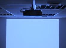 projektor Royaltyfri Bild