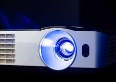 Projektor dla prezentaci Zdjęcie Royalty Free