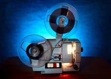 projektor för filmnummer ett Royaltyfri Foto
