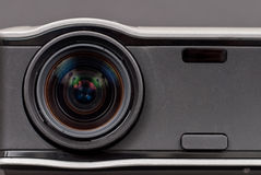 Projektor-Objektiv Stockbild