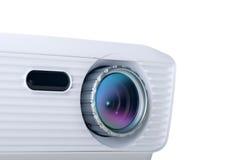 Projektorobjektiv Stockbild