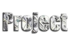 projektujący Inskrypcja teksturę fotografia która przedstawia mnóstwo dolarów amerykańskich rachunki, royalty ilustracja