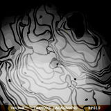 Projektująca grunge papieru tekstura Zdjęcia Stock