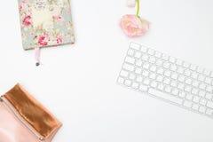 Projektujący mockup dla kobiecego instagram Mockup Fotografia Stock
