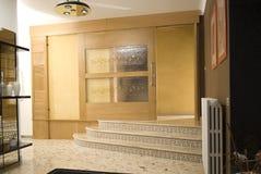 projektujący drzwiowy luksus Zdjęcie Stock