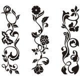projektuje fryzu ornamental Fotografia Stock