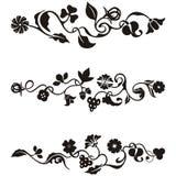 projektuje fryzu ornamental Zdjęcie Royalty Free