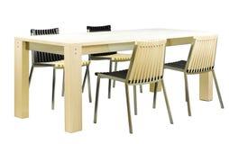 projektuje setu target1103_0_ ładnego stół zdjęcia stock