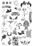 projektów elementy Obraz Royalty Free