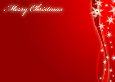 Projest de carte de Noël Photos libres de droits
