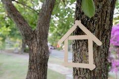 Projet à la maison Image stock