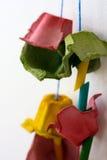 Projet d'art de Childs Photo stock