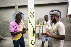 Projet de la Communauté, Salvador, Bahia, Brésil images stock