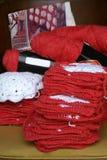 Projet de tricotage Images stock