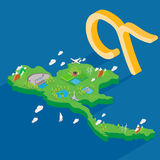 Projet du ` s du Roi Bhumibol King RAMA IX pour la Thaïlande illustration de vecteur
