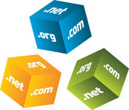 Projete elementos Fotografia de Stock Royalty Free