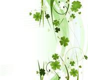 Projete para o dia do St. Patrick Fotos de Stock