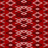 Projeto étnico da textura ilustração do vetor