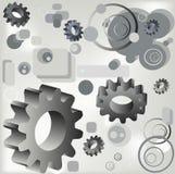 Projeto abstrato Imagens de Stock